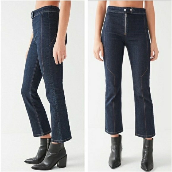 BDG Denim - *HP* BDG High Rise Modern Cropped Jeans size 27